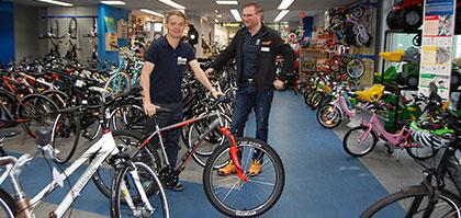 Fahrradfachhandel Korbach - Nordhessen