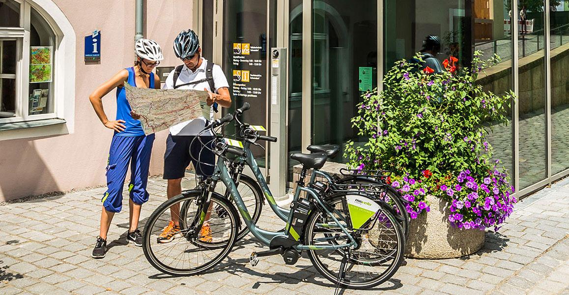 E Bike Vermitung Korbach - Nordhessen