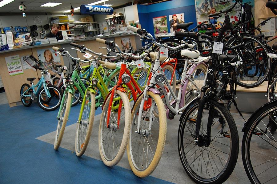 Fahrradgeschäft Korbach