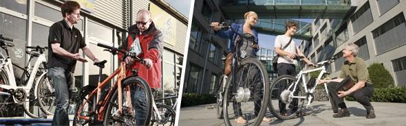 e bikes Nordhessen