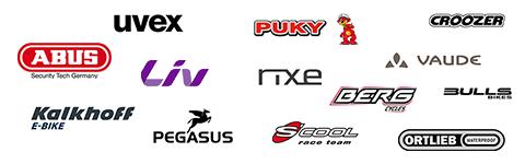 Marken Fahrradprodukten