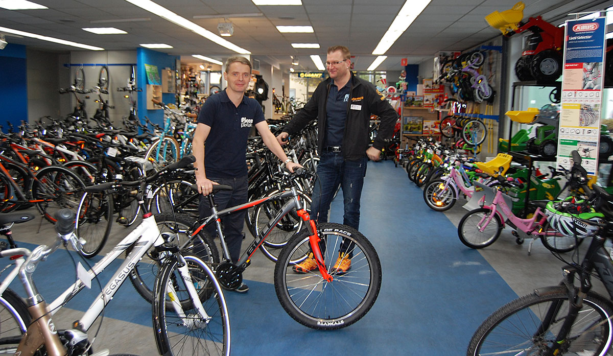 Fachverkaufer/in - Fahrradhandel oder Fahrradmechaniker/in