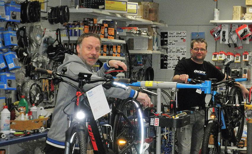 E Bikes Korbach Händler
