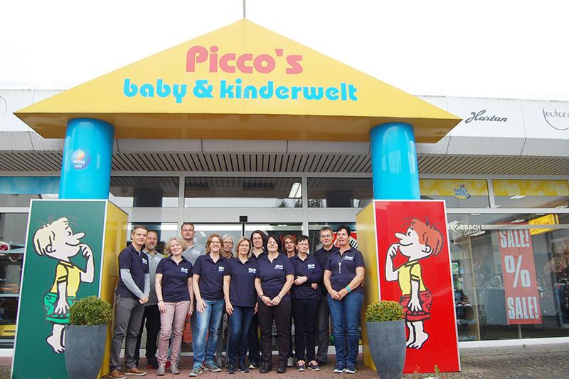 Picco und Pedalo Kindergeschäft in Korbach