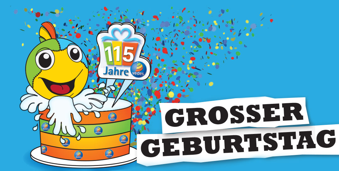 Grosser Geburtstag